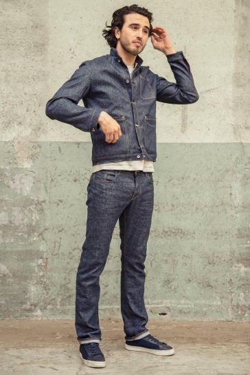 DAODENIMLIN JEANS HOMME SILHOUETTE