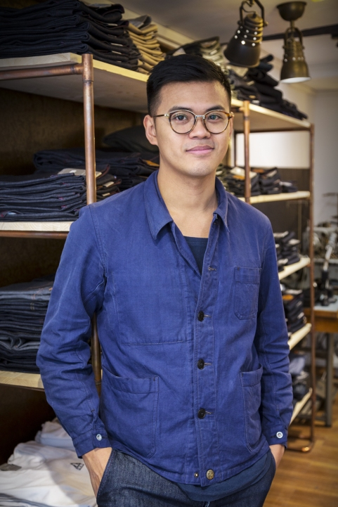 Portrait Davy Dao - créateur de DAO